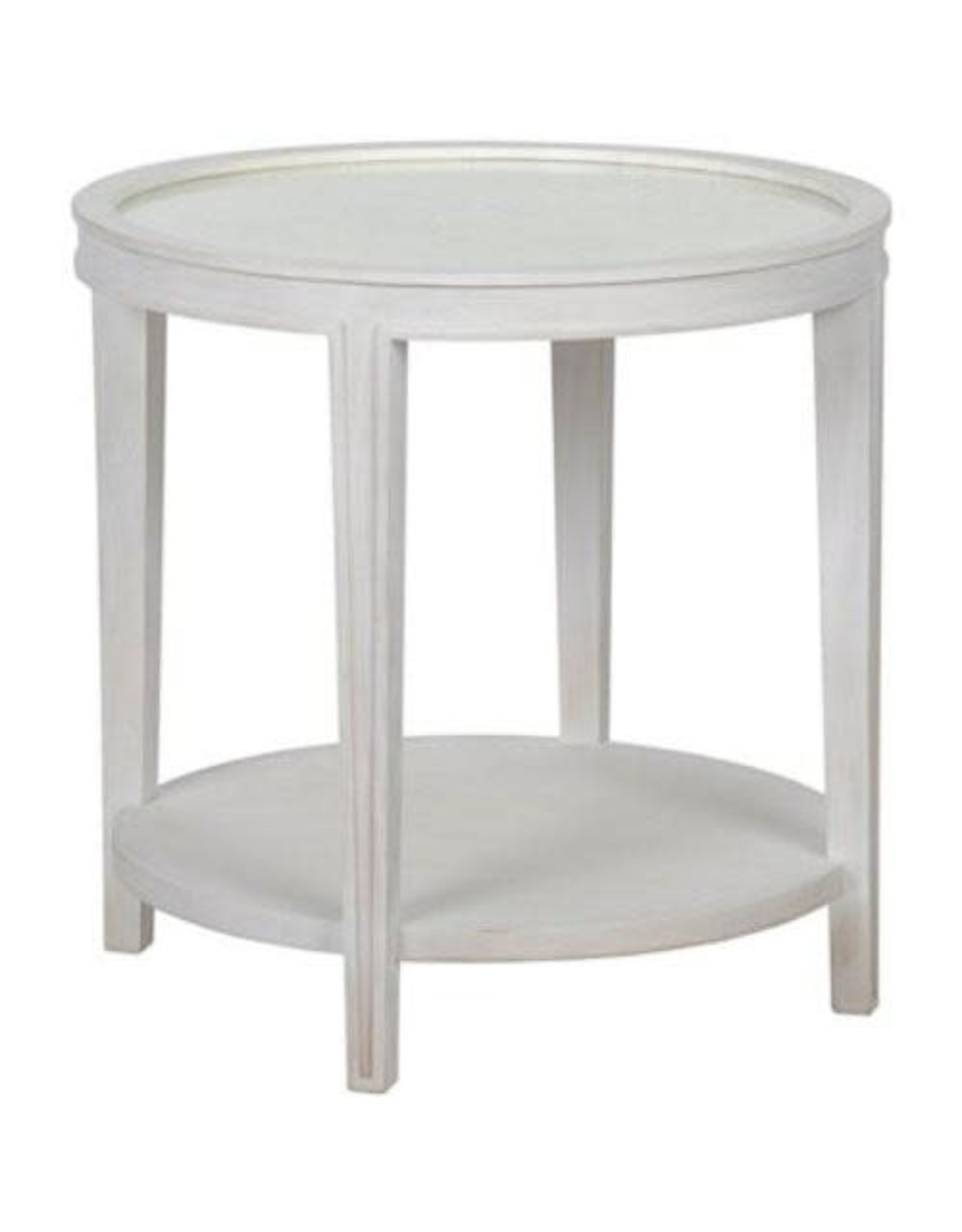 Website Imperial Side Table - White Wash