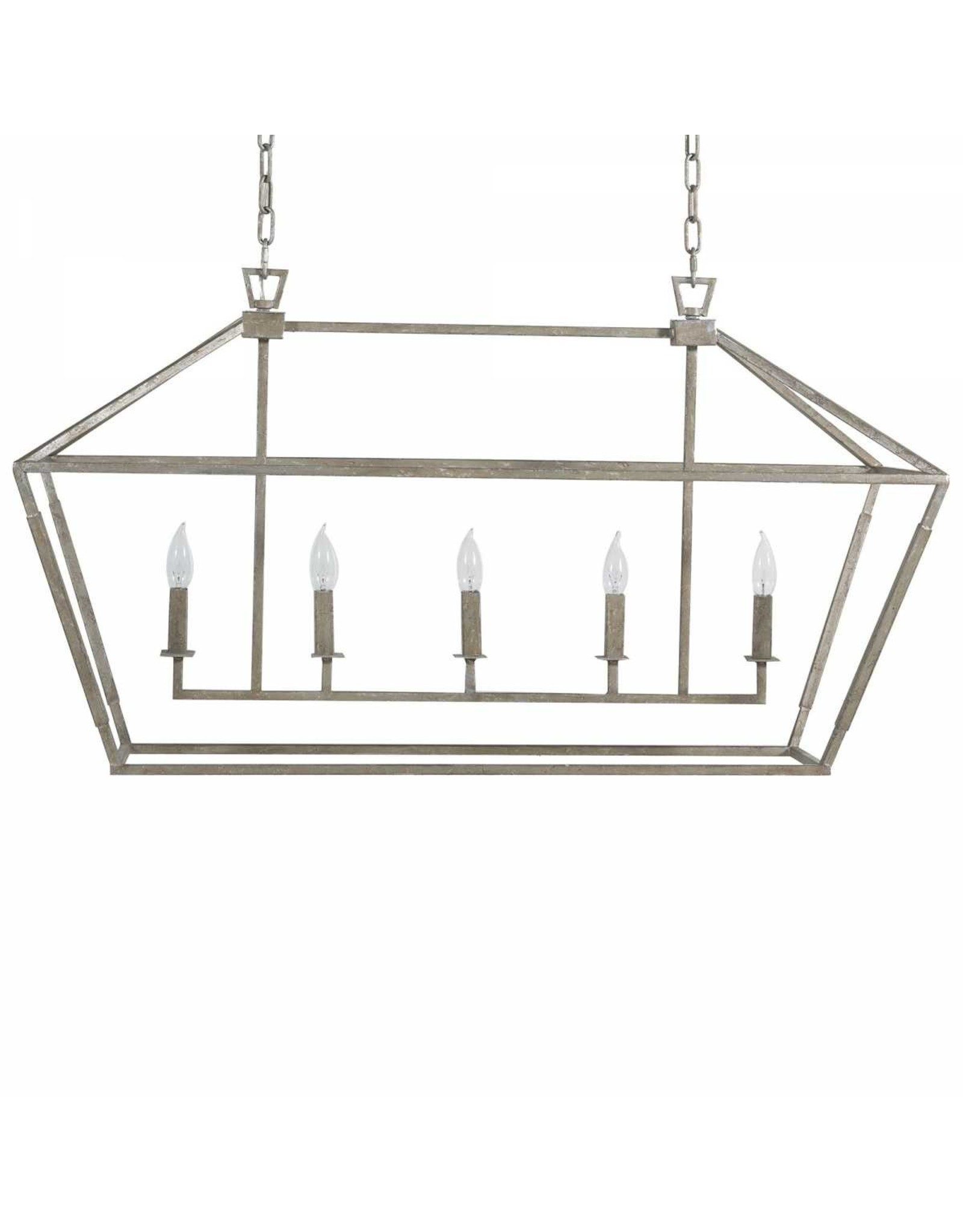 Website Gabby Amelia Rectangular Chandelier