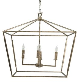 Website Amelia Small Chandelier - Silver