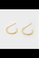 Website Taner Mini Hoops - gold