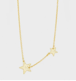 Website Super Star Necklace- gold