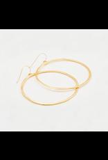 G Ring Earrings