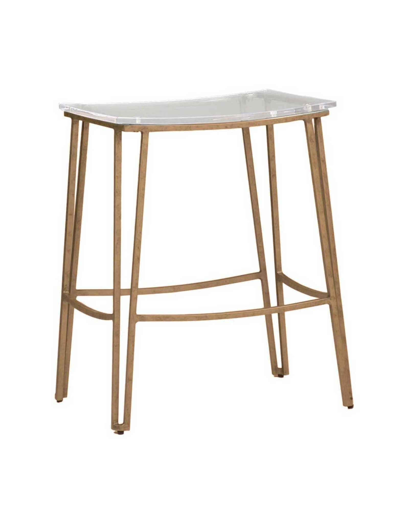 Website Gabby Pierce Counter Stool - Gold