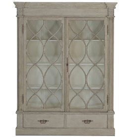 Website Grace Farmhouse Style China Cabinet