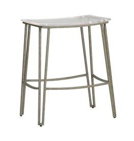 Website Pierce Counter Stool - Silver