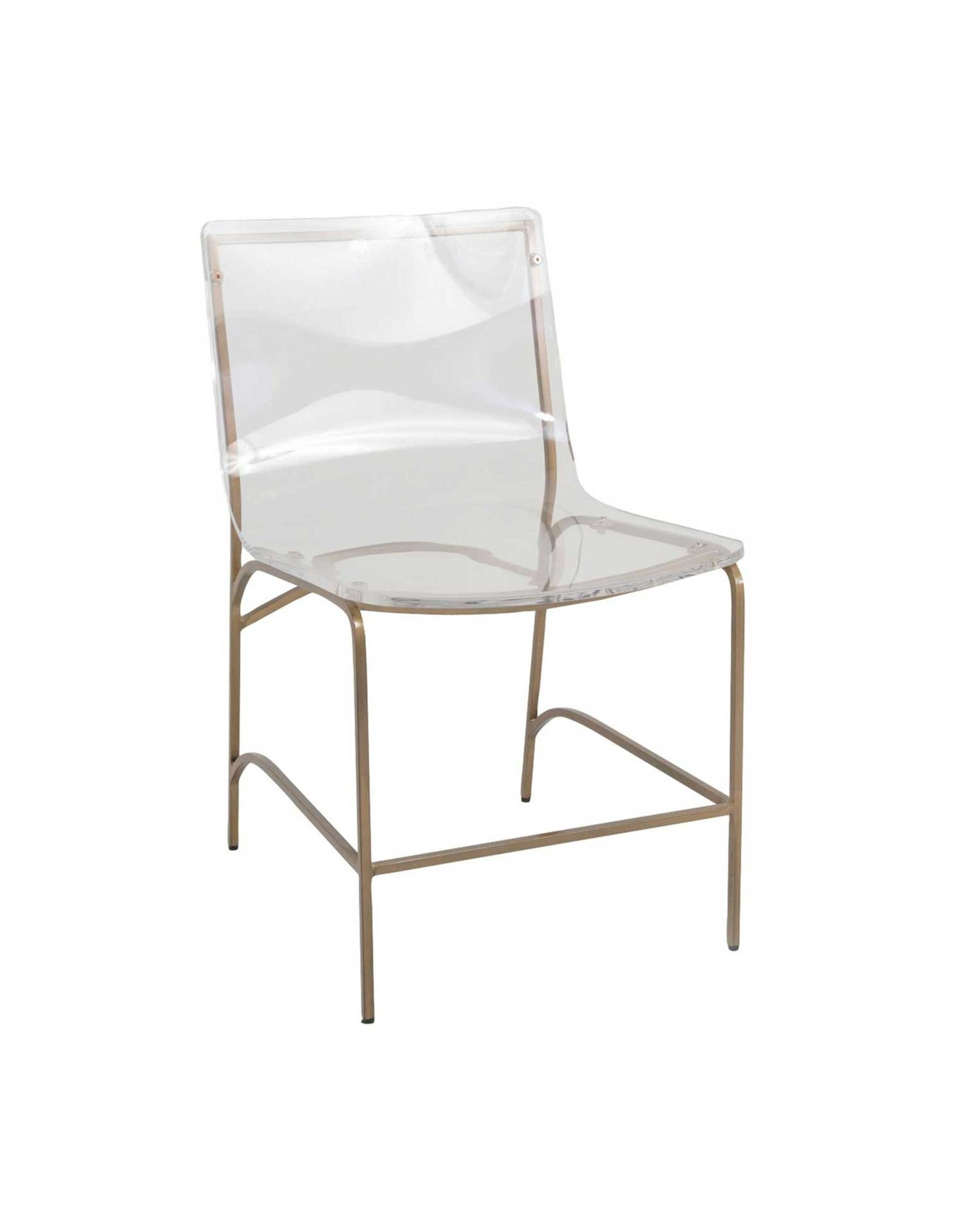Website Penelope Dining Chair - Gold