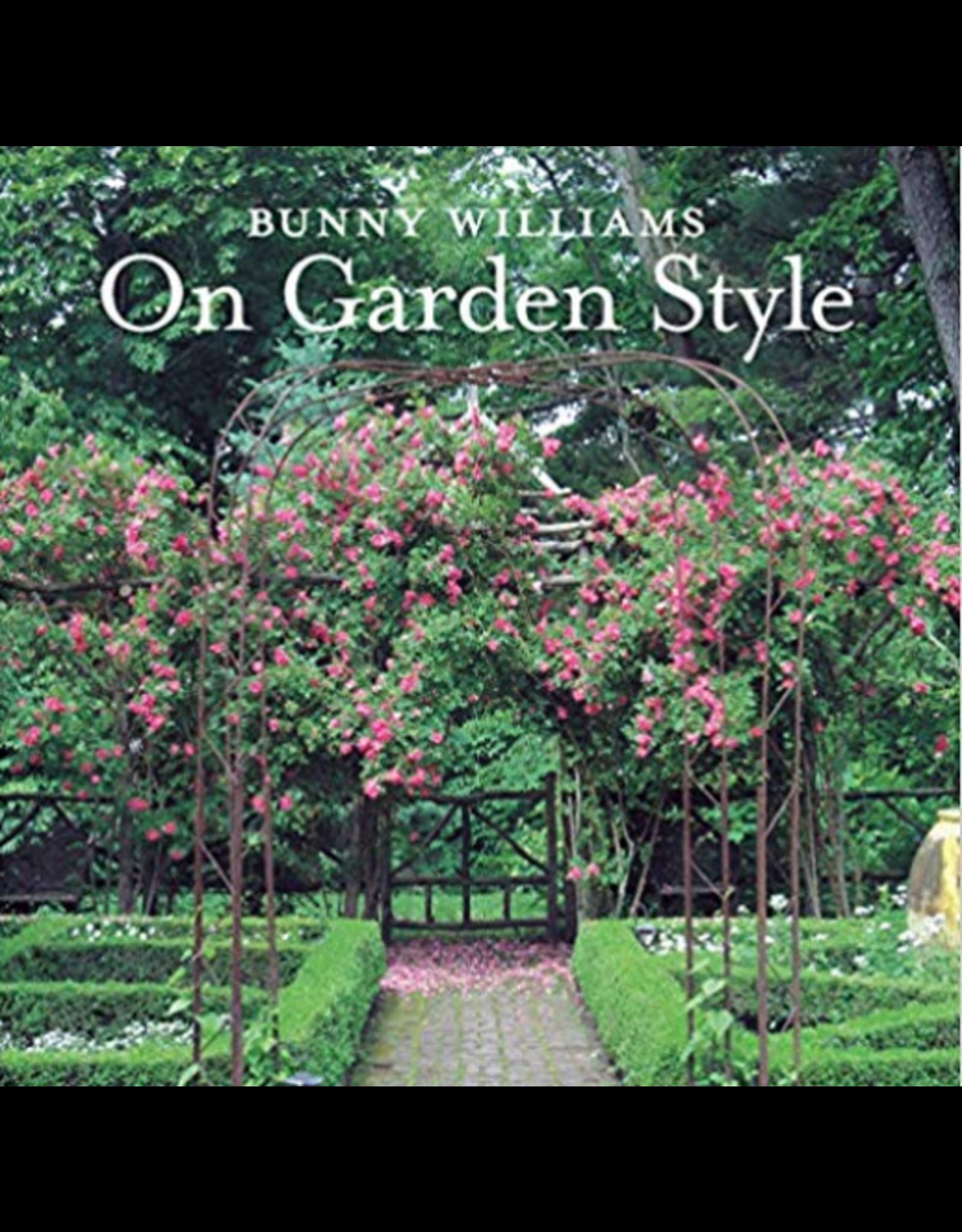Website Bunny Williams On Garden Style