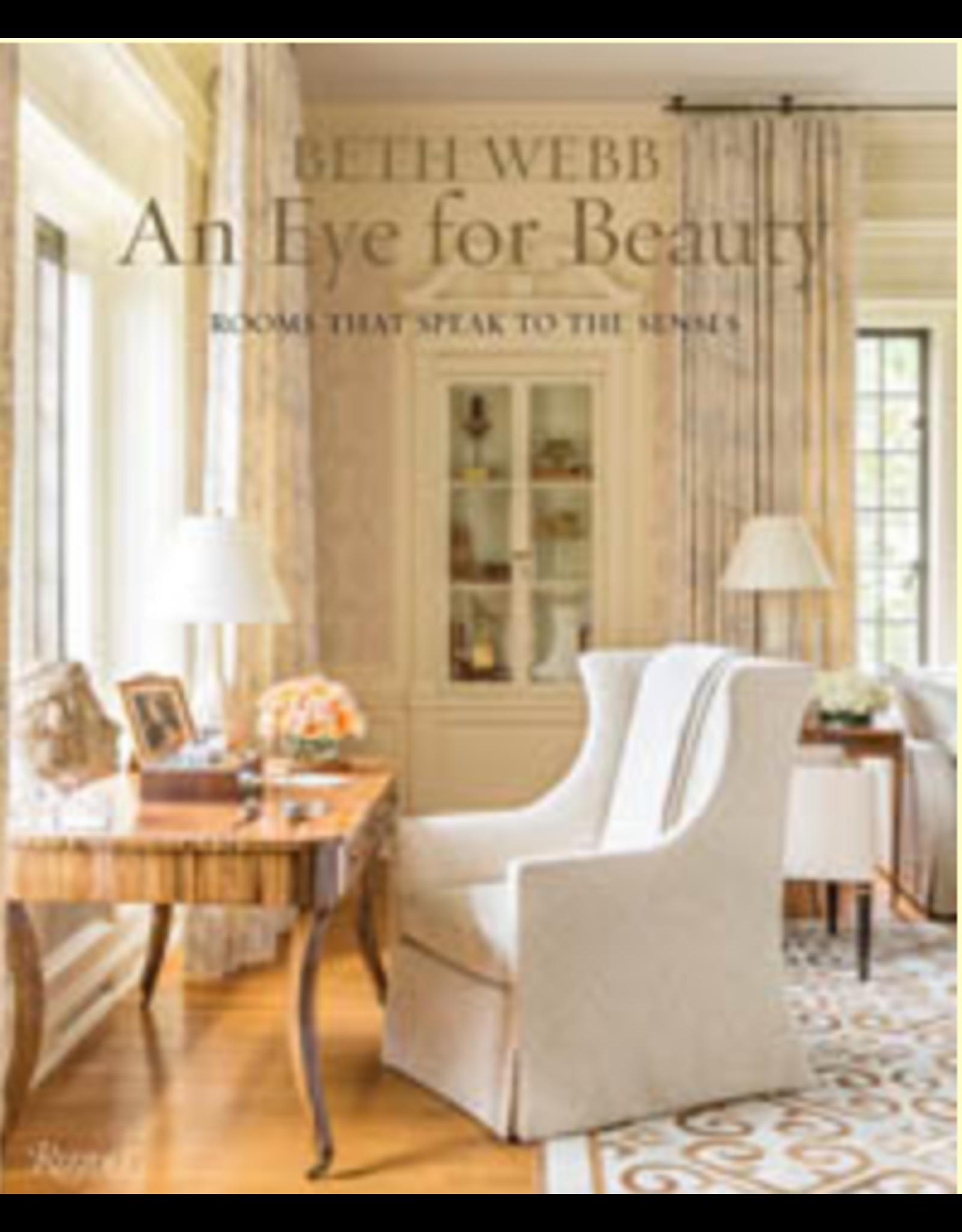 Website Beth Webb: An Eye for Beauty