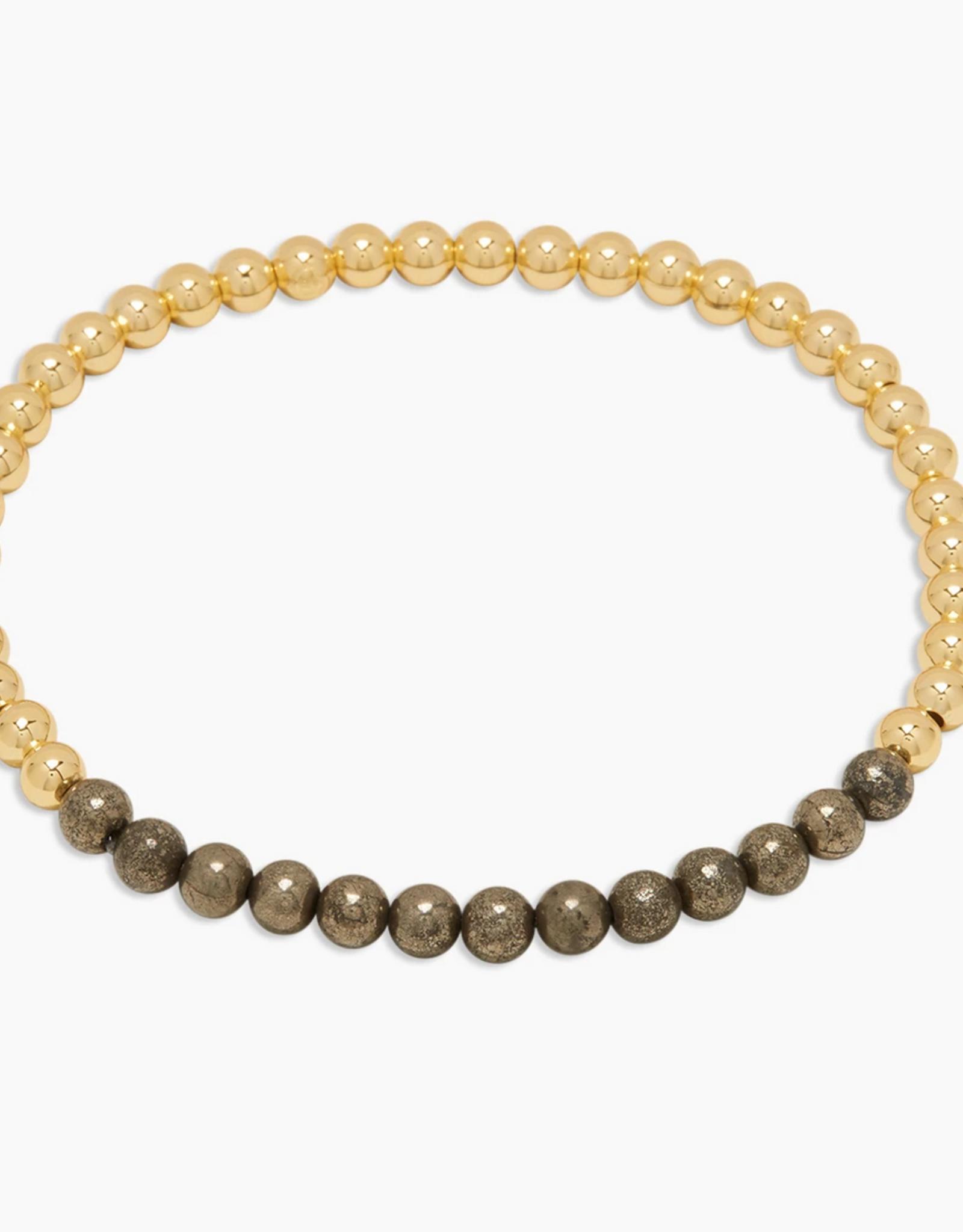 Website Power Gemstone Aura Bracelet for Strength