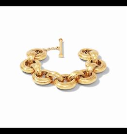 Cassis Demi Link Bracelet