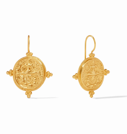 Website Quatro Coin Earring