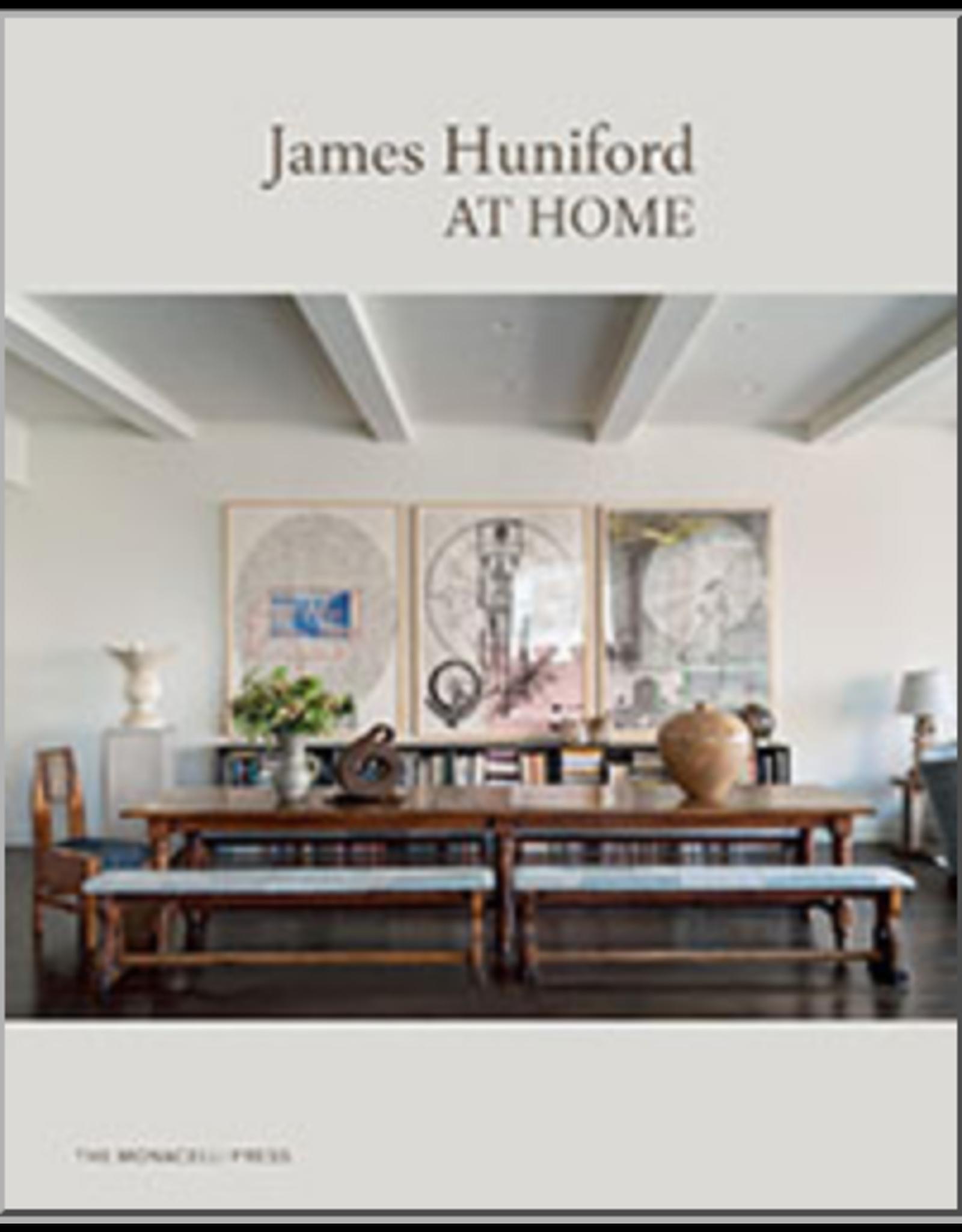 Website James Huniford: At Home