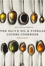Website Olive Oil & Vinegar Lovers Cookbook