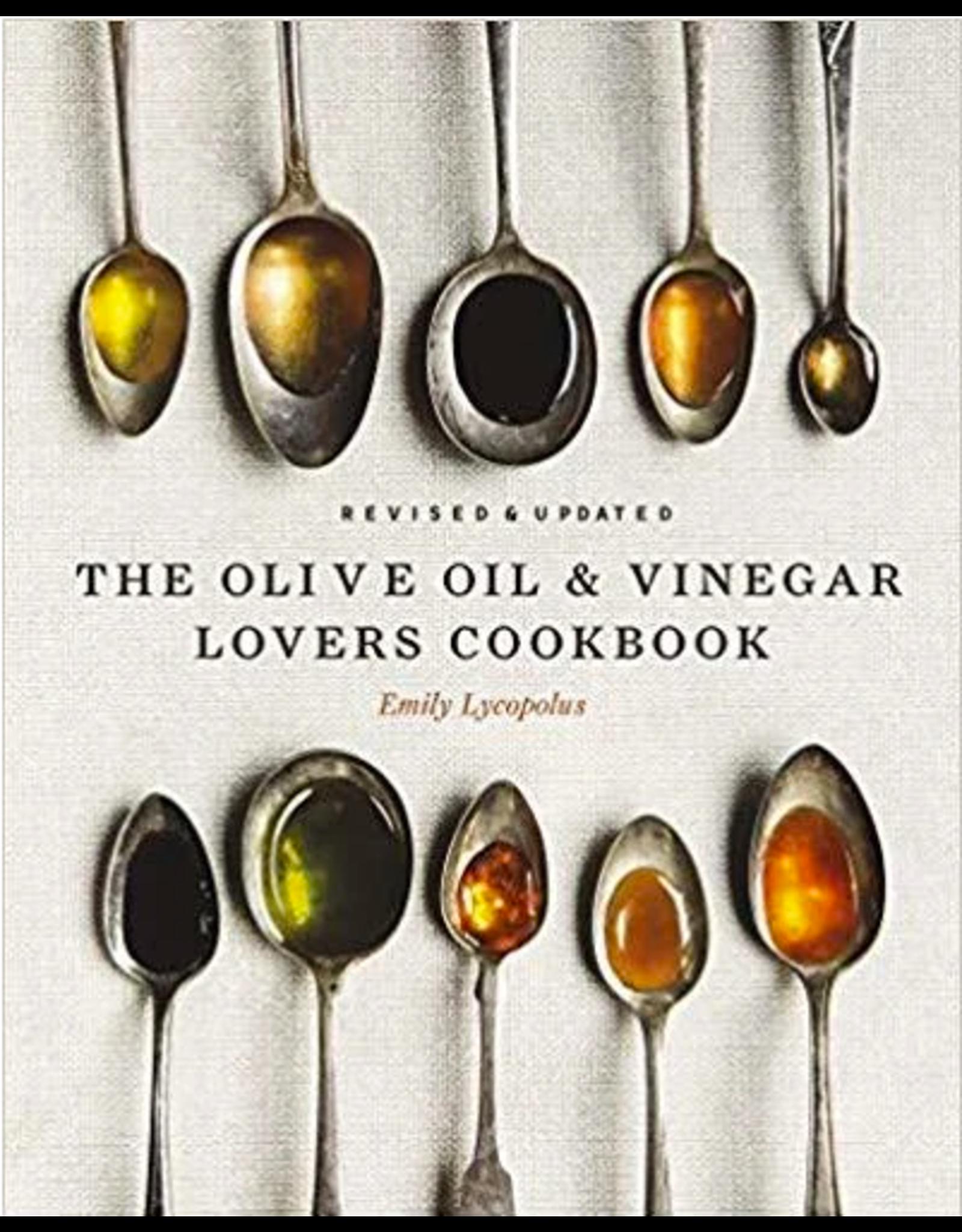 Website Olive Oil & Vinegar Lovers Cookbook