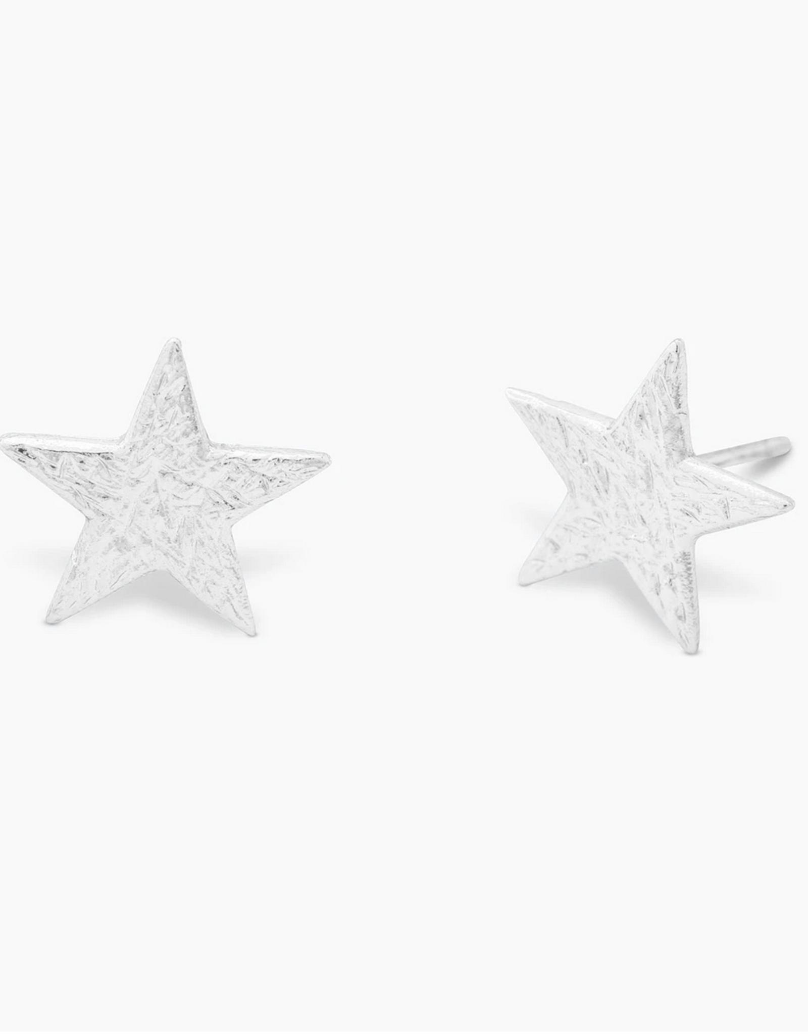Website Small Star Stud Earrings