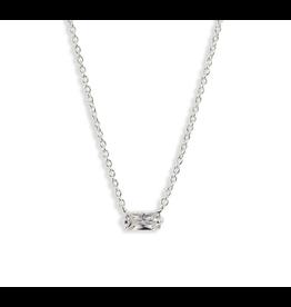 Website Amara Solitaire Necklace