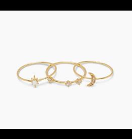 Website Luna Ring Set- Size 6