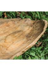 Website Teak Leaf Bowl