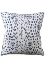 """Website Les Touches Blue Pillow 22"""""""