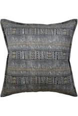 "Website Los Feliz Charcoal Pillow 14x20"""