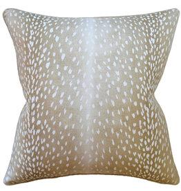 """Website Doe Fawn Pillow 22"""""""