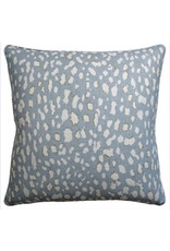 """Website Lynx Dot Ciel Pillow 22"""""""