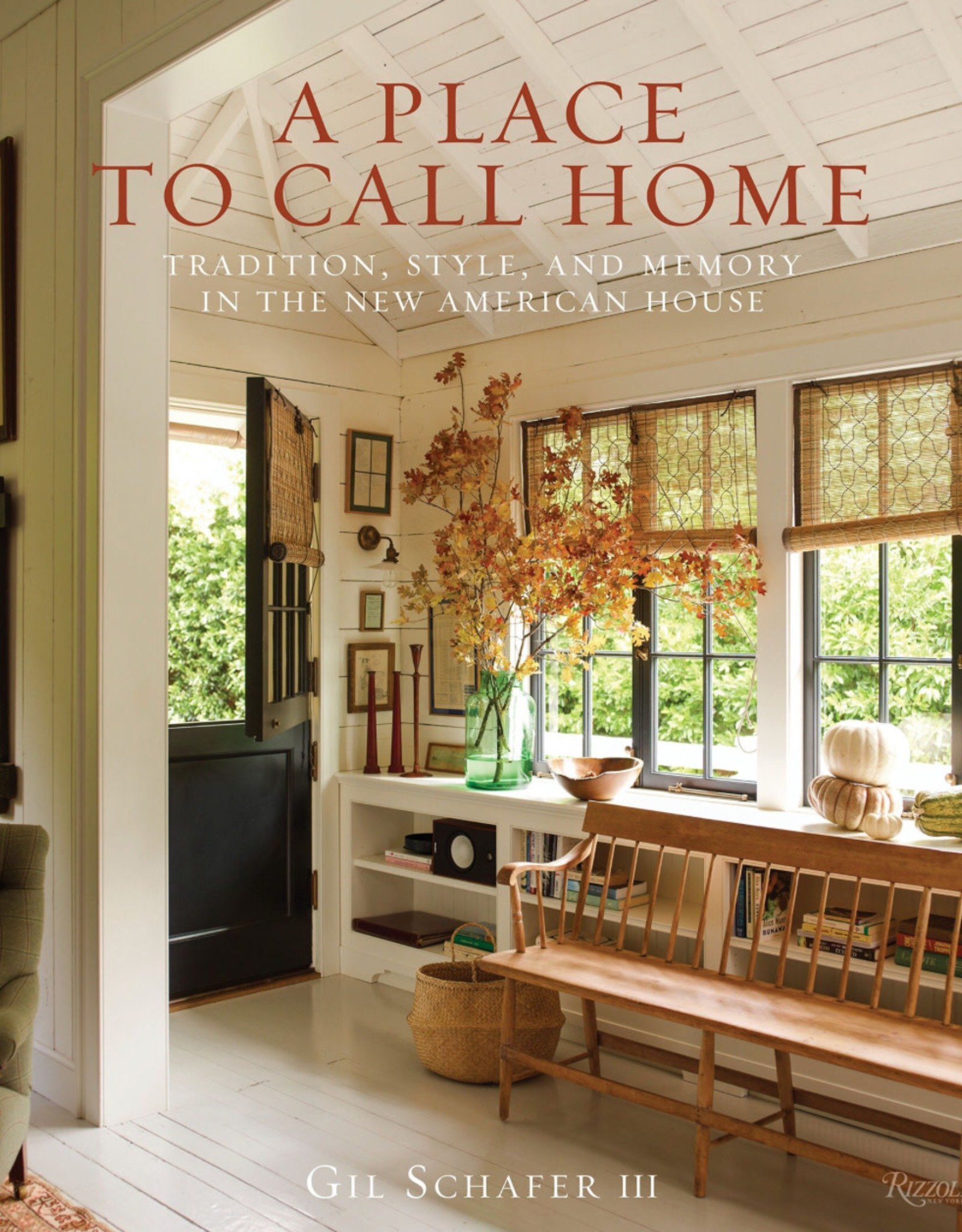Website A Place to Call Home by Schafer