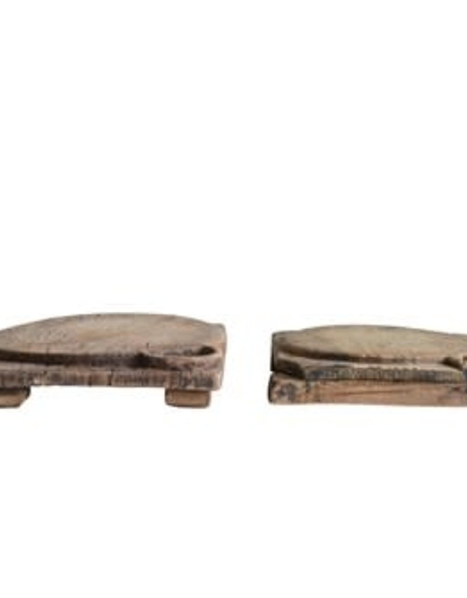 Website *Found Decorative Wood Riser