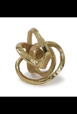 Website Metal Knot - Gold