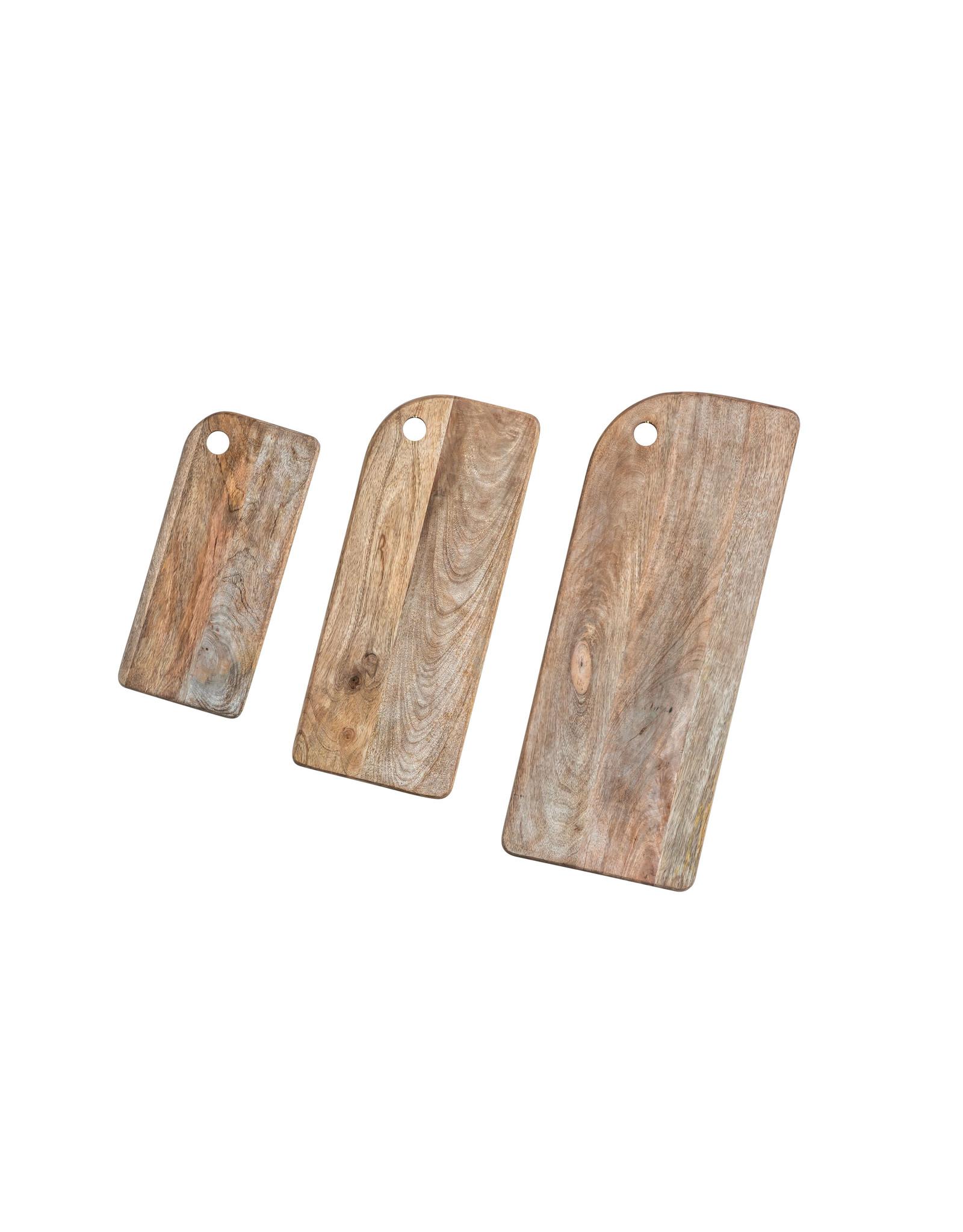 Website Mango Wood Cheese/Cutting Board Set