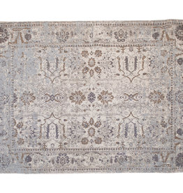 Website 5 x 7 Woven Cotton Printed Rug