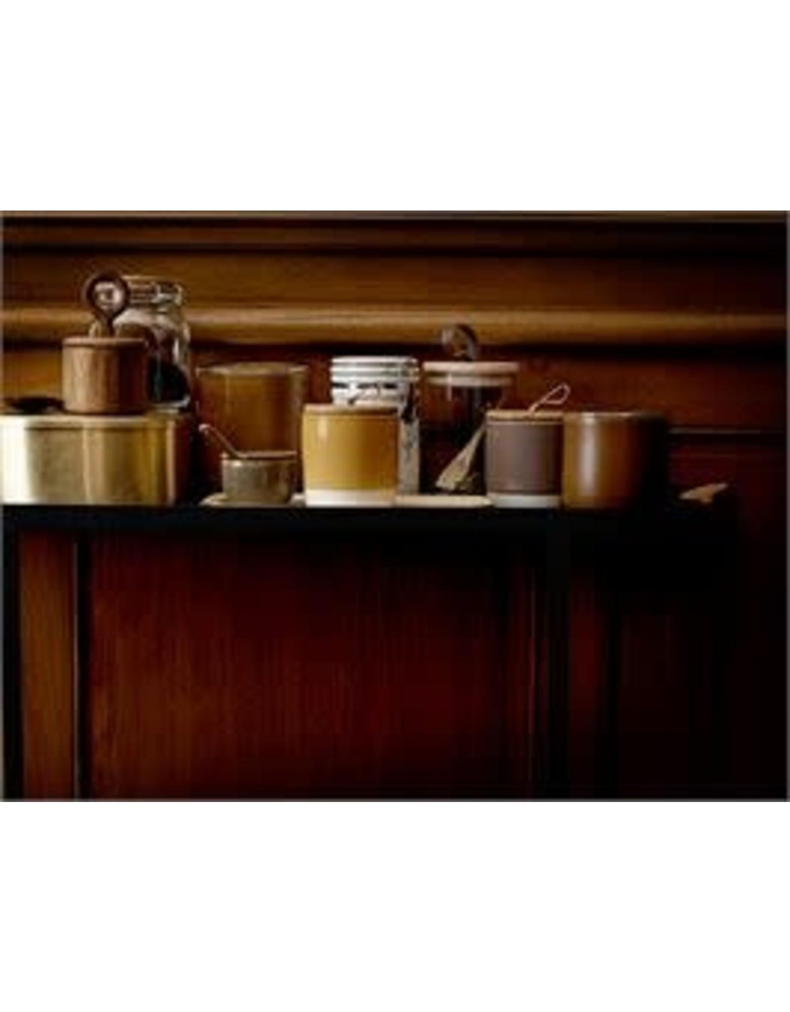 Website Acacia Wood Jar w/ Lid