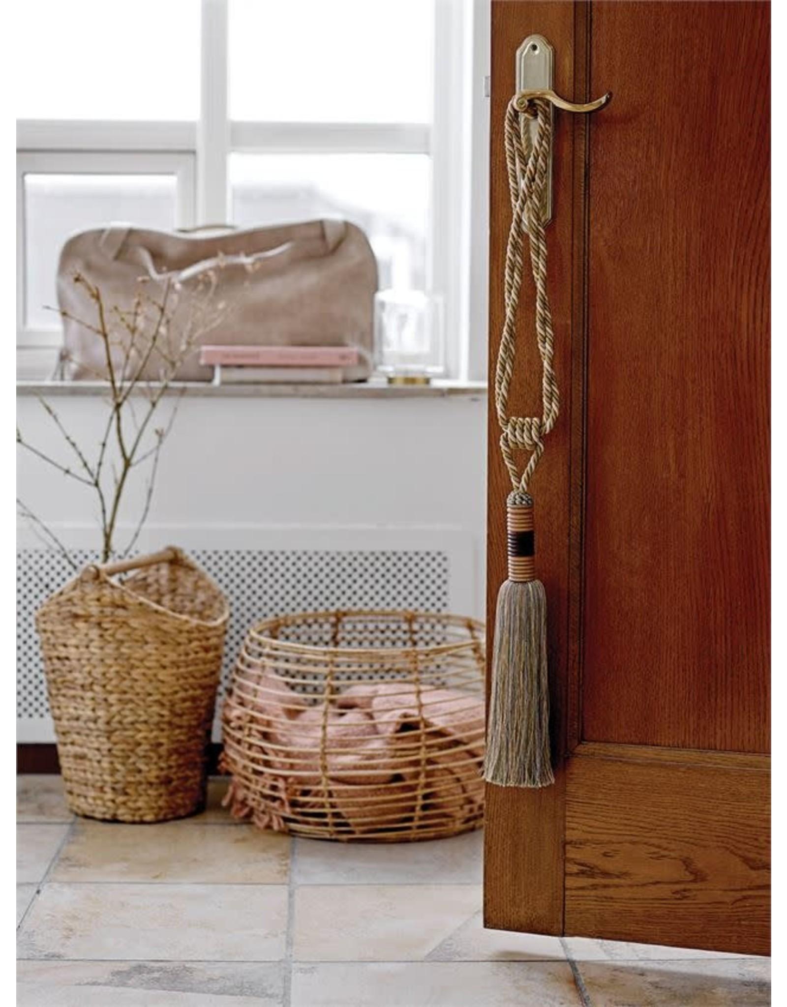 Website Beige Open Weave Rattan Basket Set