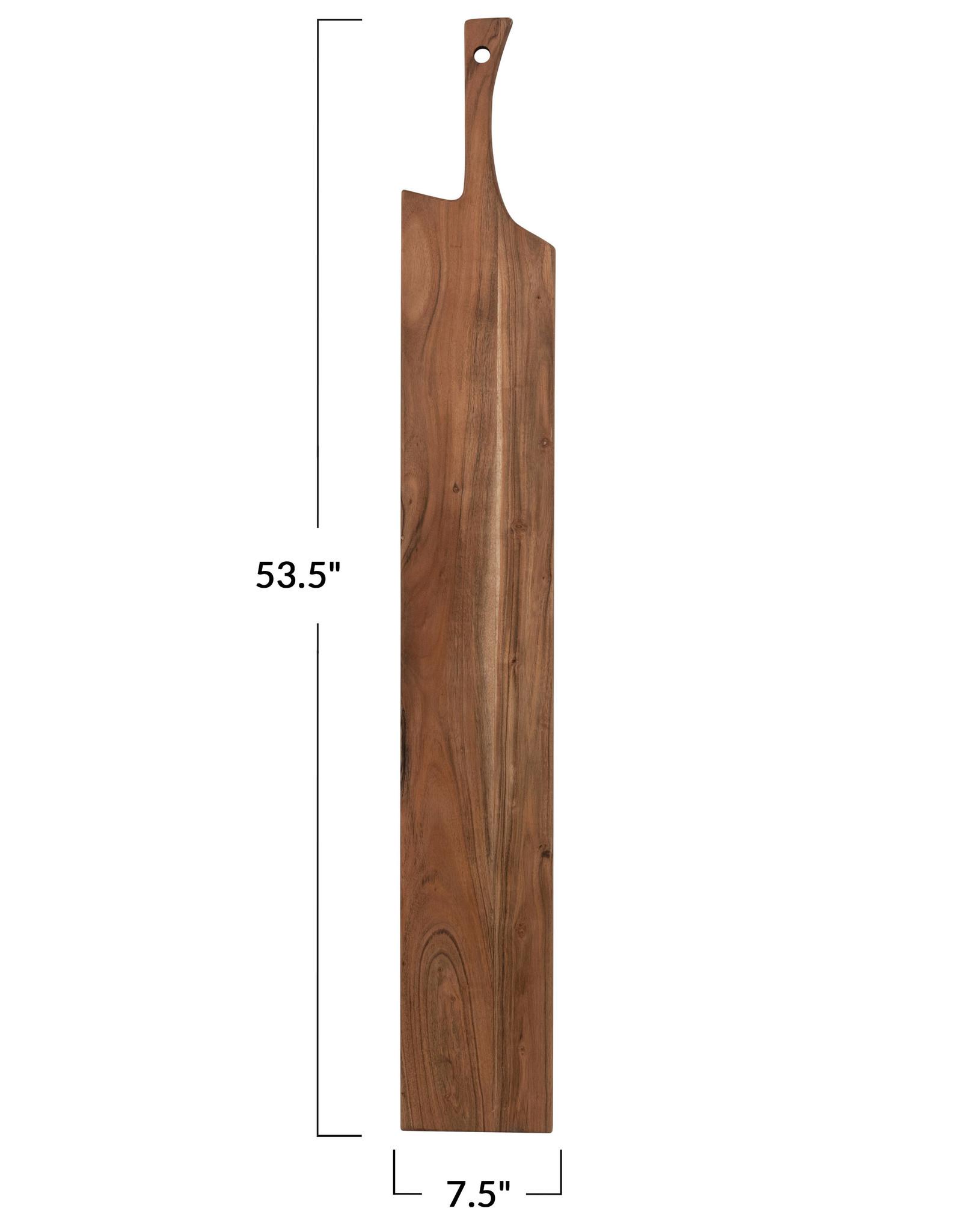 Website Acacia Wood Oversized Entertaining Board