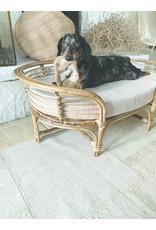 Website Rattan Dog Bed