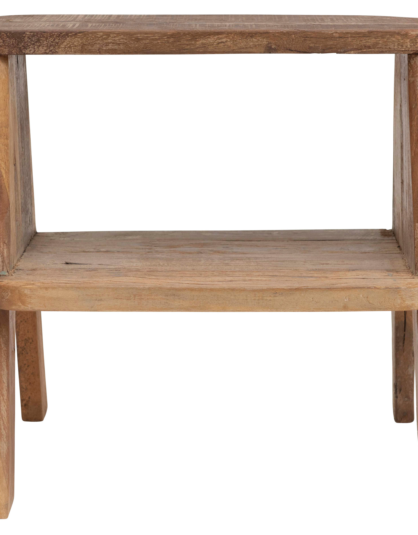 Website Reclaimed Wood Step Stool