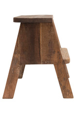 Website Reclaimed Wood Step Stool