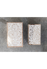 Website Hand-Carved Mango Wood Boxes