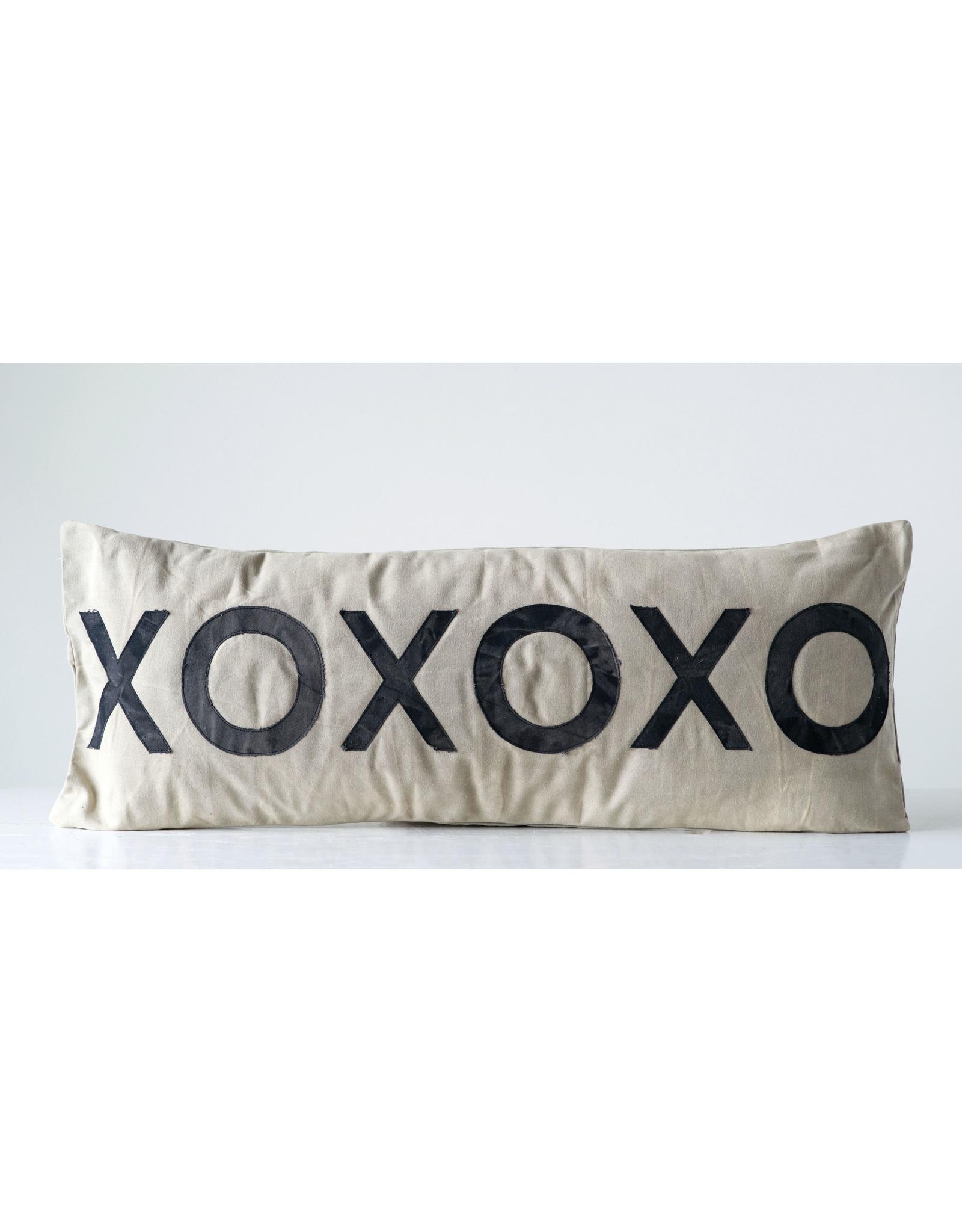 Website XO Canvas Pillow