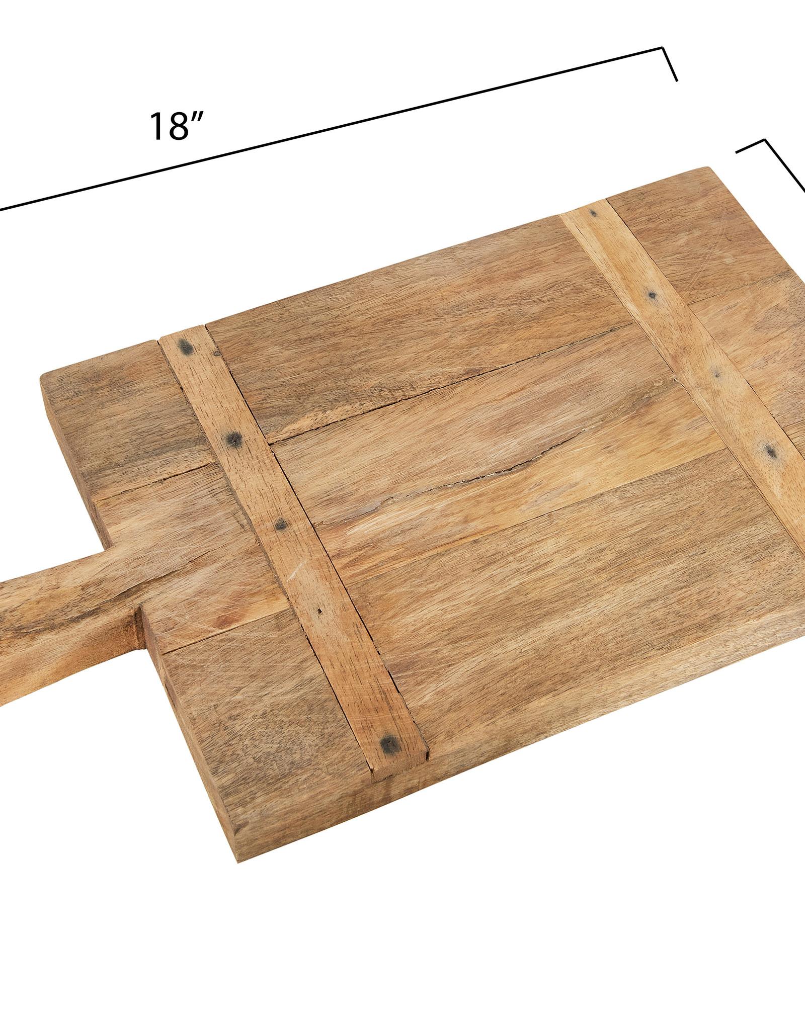 Website Mango Wood Cheese Board