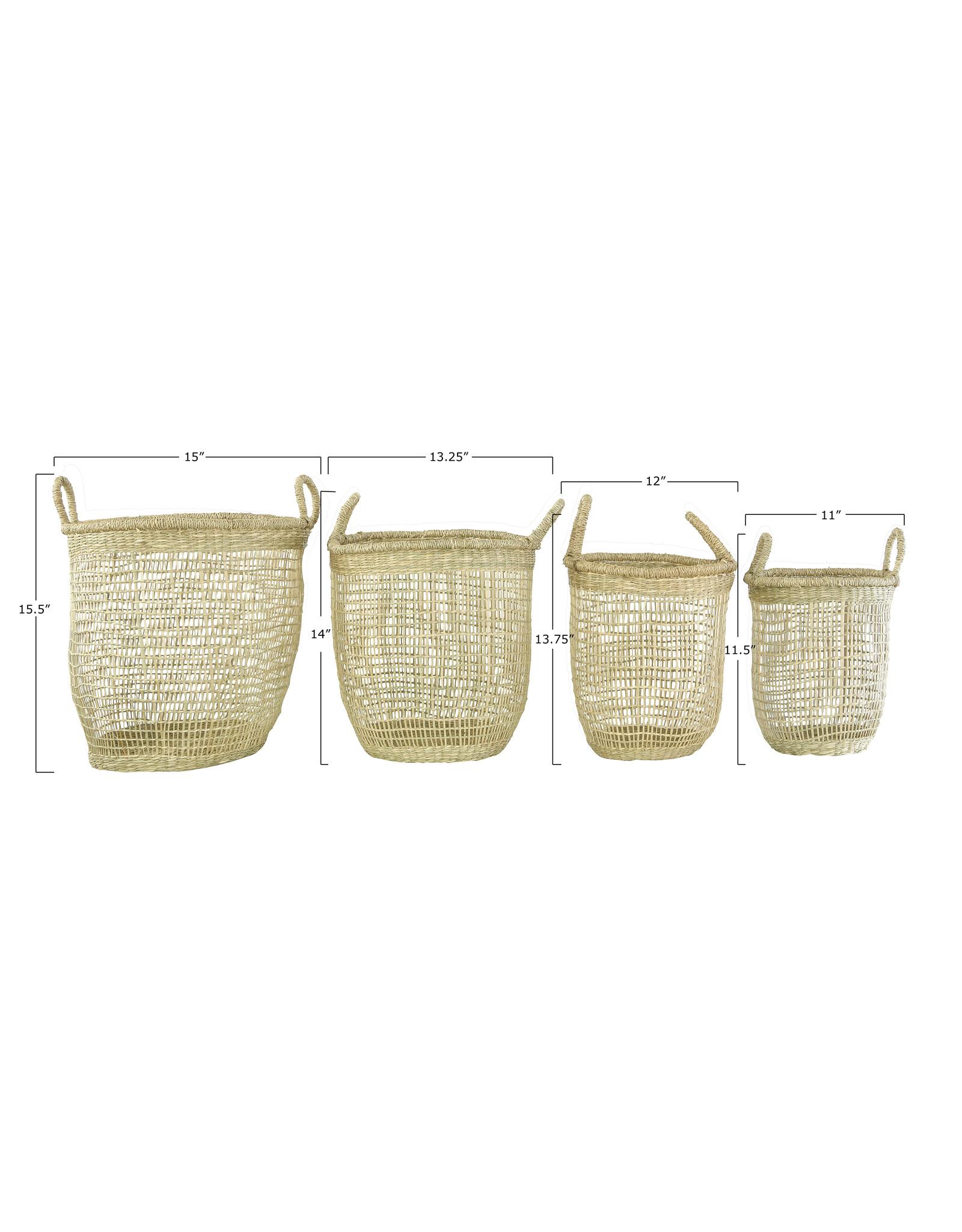 Website Handwoven Seagrass Baskets