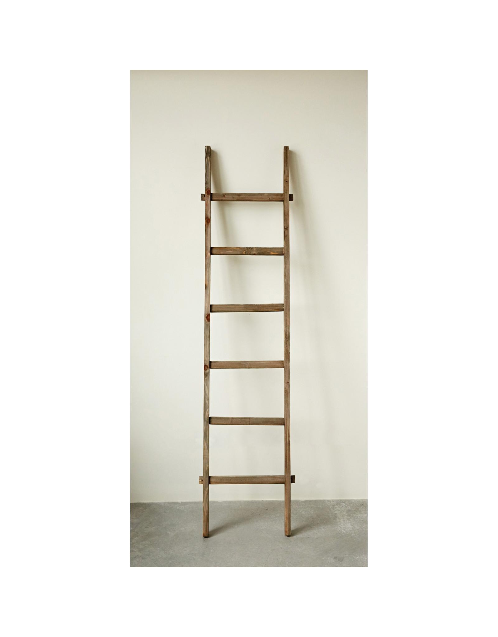 Website Decorative Wood Ladder