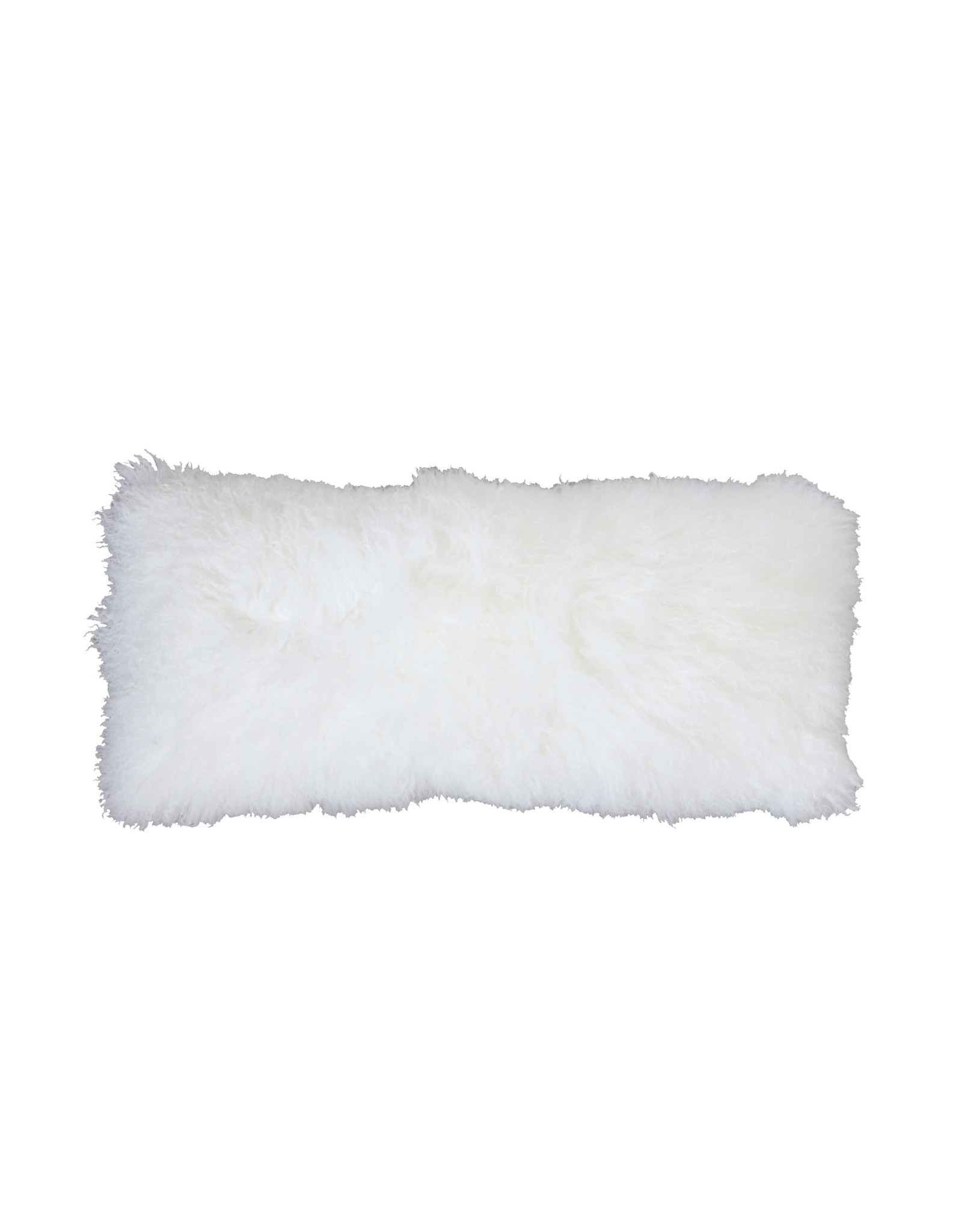 Website Mongolian Lamb Fur Pillow