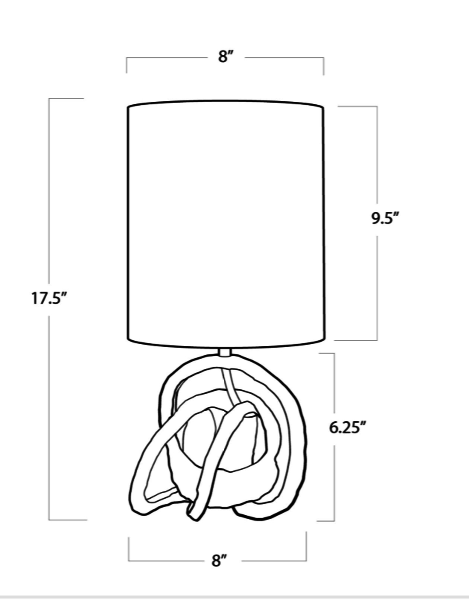 Website Mini Knot Lamp