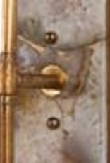 Website  Garnet Sconce - Gold