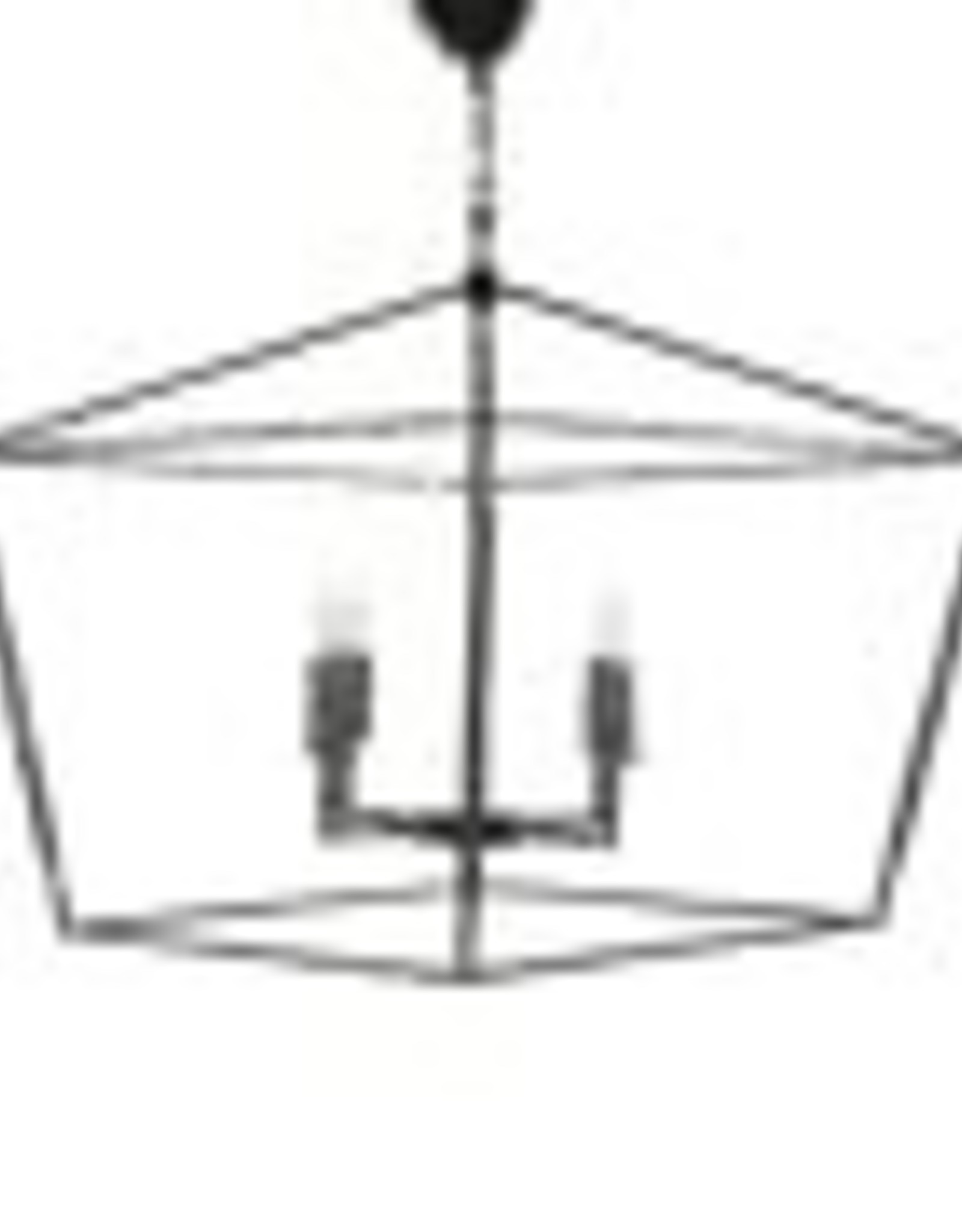 Website Arnold Small Chandelier - Bronze