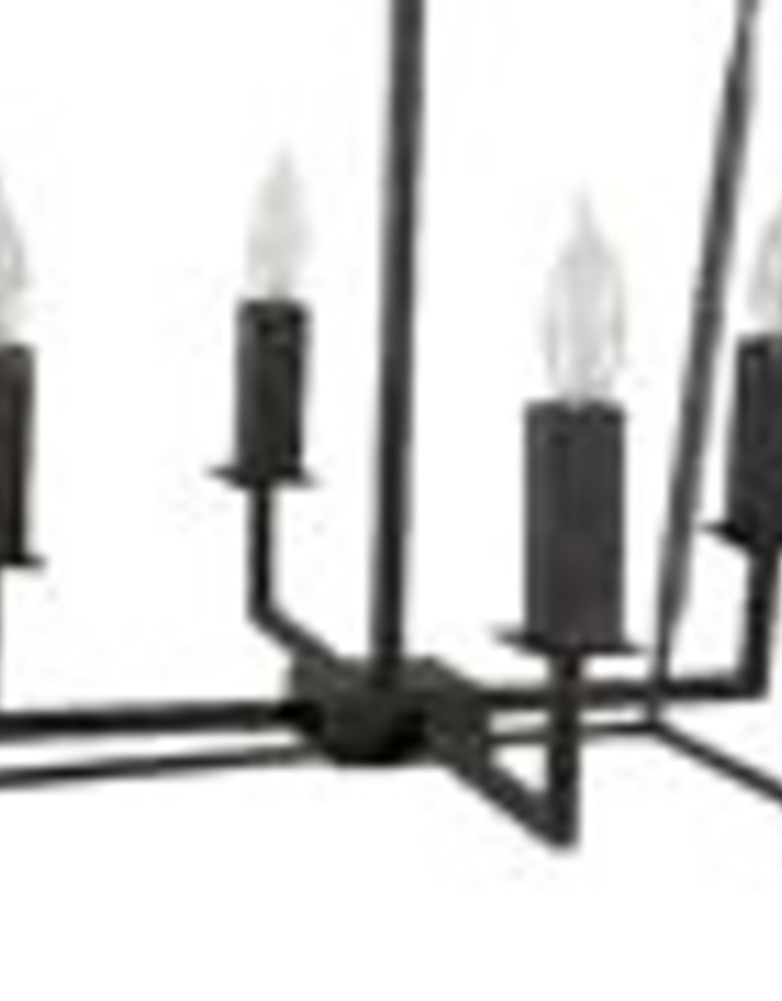 Website Arnold Small Chandelier - Bronze