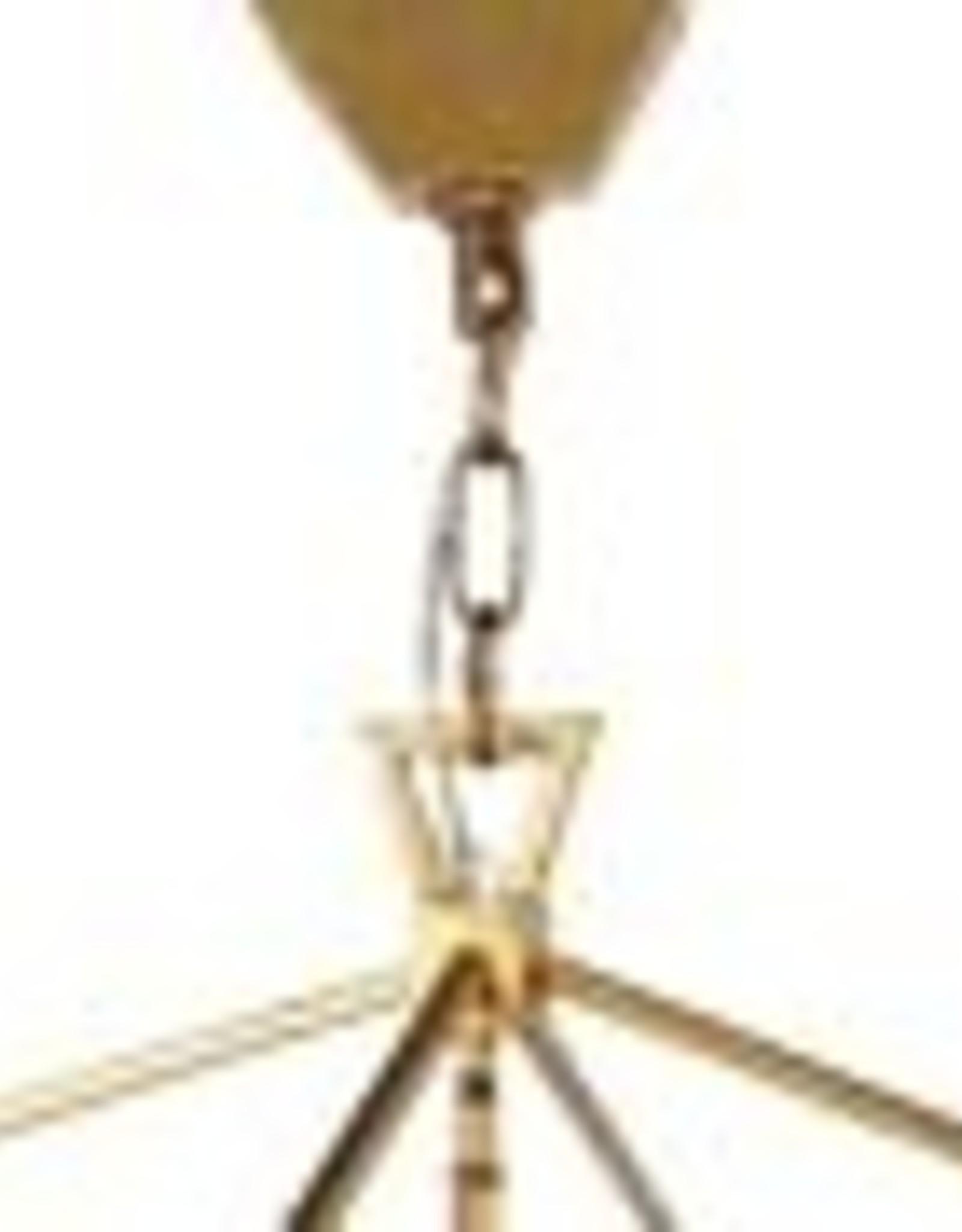 Website Adler Small Chandelier - Gold