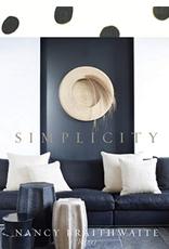 Website Nancy Braithwaite: Simplicity
