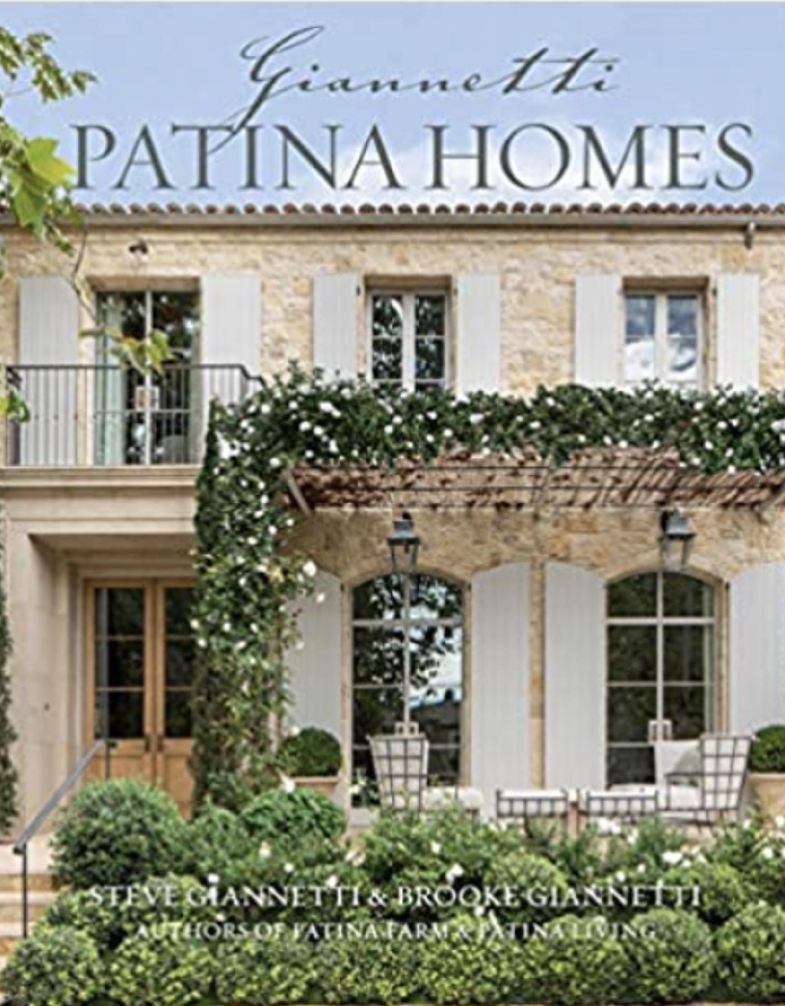 Website Patina Homes